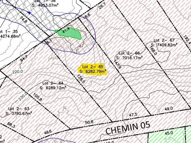 Terrain à vendre à Val-des-Monts, Outaouais, Chemin du Rubis, 15488739 - Centris.ca