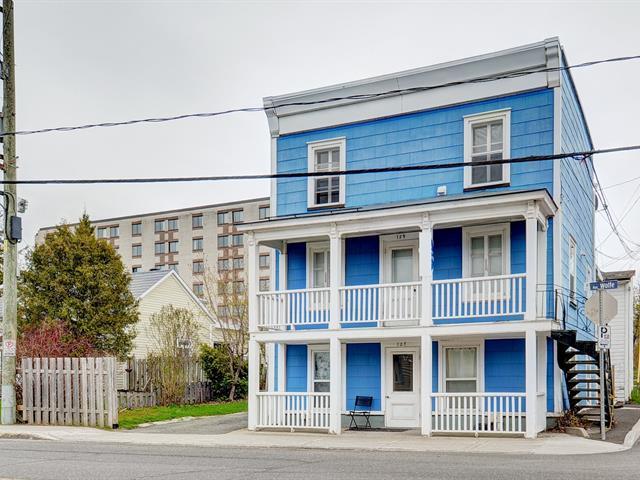 Duplex à vendre à Lévis (Desjardins), Chaudière-Appalaches, 127 - 129, Rue  Wolfe, 13455063 - Centris.ca