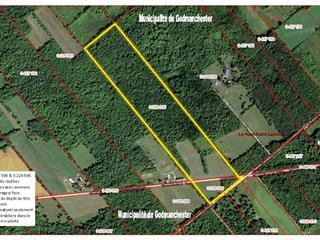 Terre à vendre à Godmanchester, Montérégie, Chemin  Carr, 22380901 - Centris.ca