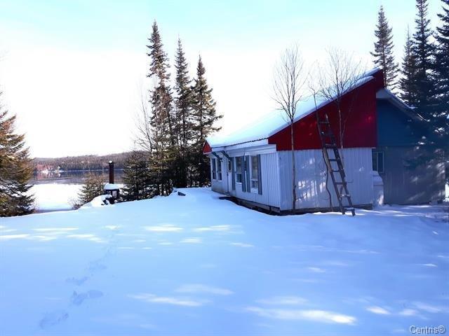 Cottage for sale in Mont-Valin, Saguenay/Lac-Saint-Jean, Lac  Jalobert, 22458592 - Centris.ca
