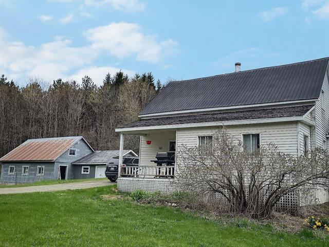 Fermette à vendre à Weedon, Estrie, 2171, Route  112, 14969713 - Centris.ca
