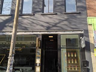 Local commercial à louer à Montréal (Le Plateau-Mont-Royal), Montréal (Île), 5246, boulevard  Saint-Laurent, 10681744 - Centris.ca