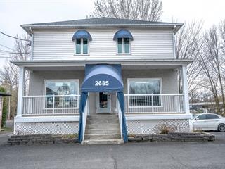 Triplex à vendre à Québec (Les Rivières), Capitale-Nationale, 2685 - 2691, boulevard  Père-Lelièvre, 12778525 - Centris.ca