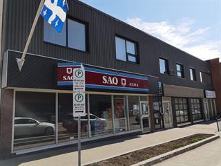 Commercial building for sale in Alma, Saguenay/Lac-Saint-Jean, 435 - 455, Rue  Sacré-Coeur Ouest, 28272570 - Centris.ca