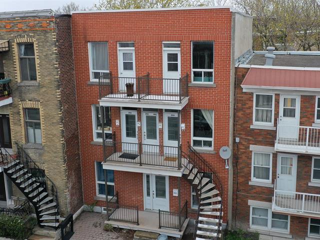 Immeuble à revenus à vendre à Montréal (Le Plateau-Mont-Royal), Montréal (Île), 3493 - 3501, Rue  D'Iberville, 12043921 - Centris.ca