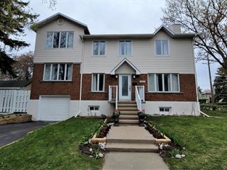 Maison à vendre à Montréal (Mercier/Hochelaga-Maisonneuve), Montréal (Île), 5324, boulevard  Langelier, 20619857 - Centris.ca