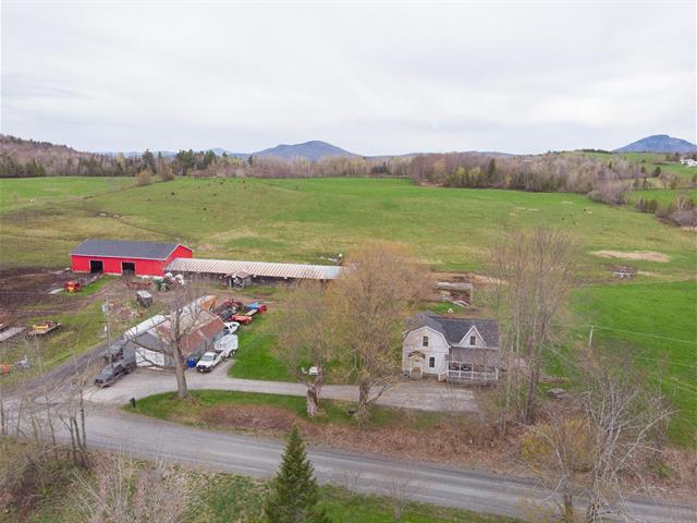 Farm for sale in Ogden, Estrie, 3885, Chemin de Marlington, 11157442 - Centris.ca