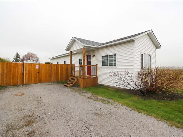 Mobile home for sale in Saint-Hyacinthe, Montérégie, 7650, Rue  Morel, 20151768 - Centris.ca
