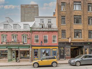 Bâtisse commerciale à vendre à Québec (La Cité-Limoilou), Capitale-Nationale, 675 - 679, Rue  Saint-Jean, 11377703 - Centris.ca