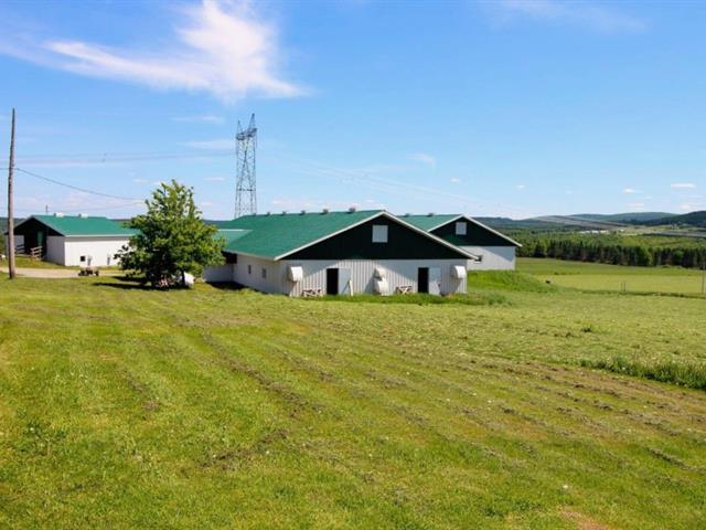 Farm for sale in Saint-Julien, Chaudière-Appalaches, 3367, Grande-Ligne, 14737197 - Centris.ca