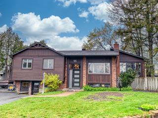 House for sale in Saint-Bruno-de-Montarville, Montérégie, 55, Rue  Monnoir, 27837866 - Centris.ca