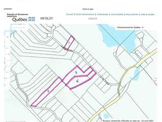 Terrain à vendre à Chertsey, Lanaudière, Chemin du Lac-Fidèle, 13611917 - Centris.ca