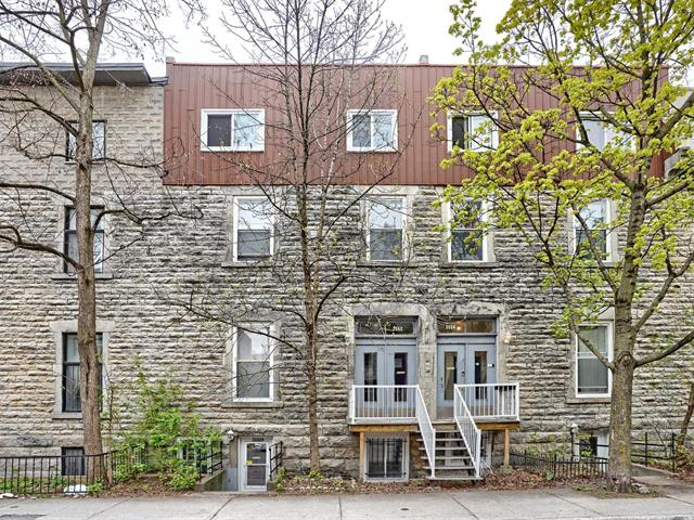 Quadruplex à vendre à Montréal (Le Plateau-Mont-Royal), Montréal (Île), 3552 - 3552B, Rue  Aylmer, 20779786 - Centris.ca