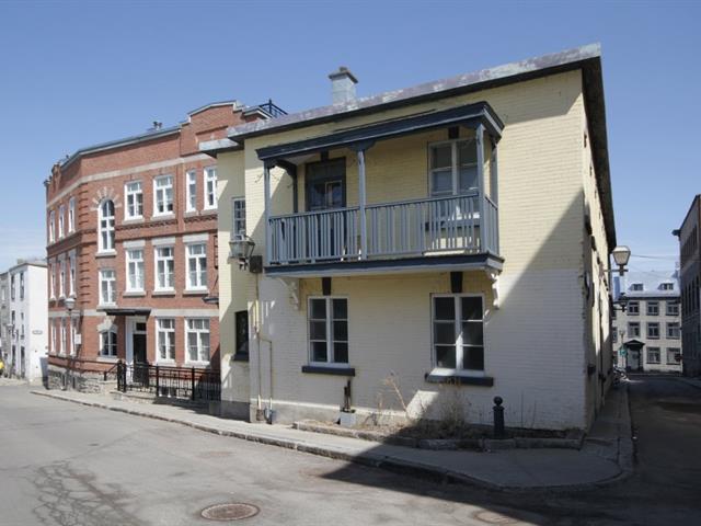 Quadruplex for sale in Québec (La Cité-Limoilou), Capitale-Nationale, 7, Rue  D'Auteuil, 14858941 - Centris.ca