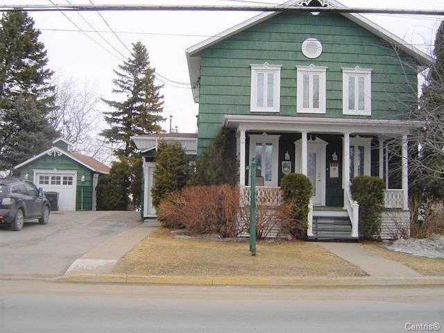 House for sale in Saint-Félicien, Saguenay/Lac-Saint-Jean, 1016, boulevard du Sacré-Coeur, 14254943 - Centris.ca