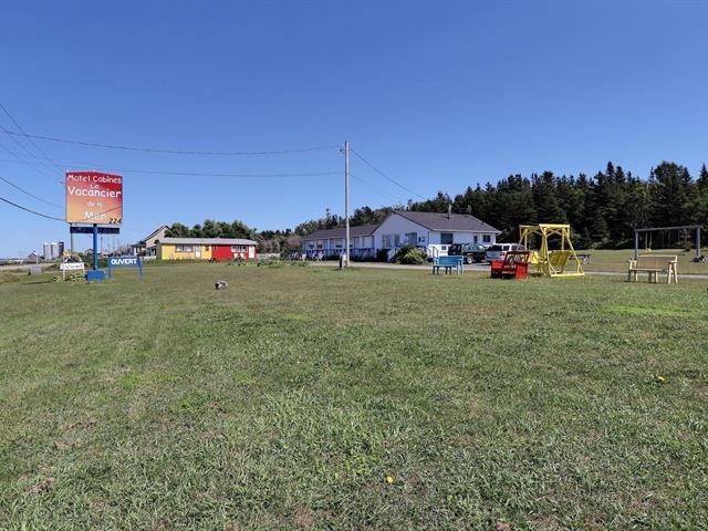 Bâtisse commerciale à vendre à Baie-des-Sables, Bas-Saint-Laurent, 224, Route  132, 14164542 - Centris.ca