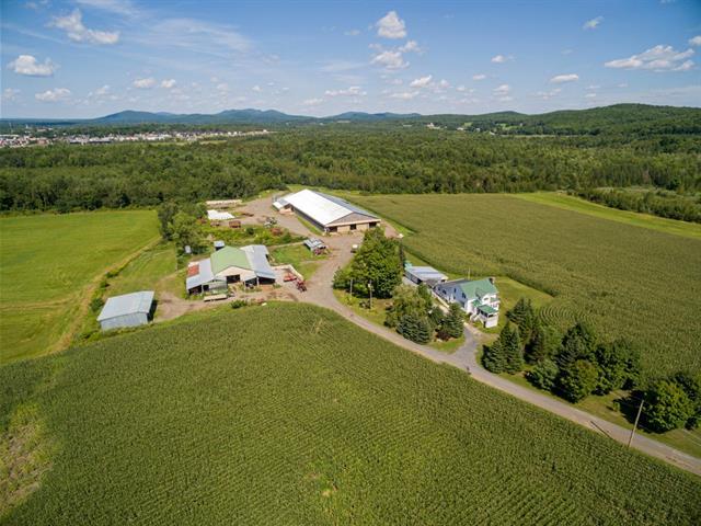 Maison à vendre à Dunham, Montérégie, 225Z, Chemin  Fitchett, 13738133 - Centris.ca