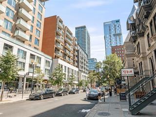 Loft / Studio à vendre à Montréal (Ville-Marie), Montréal (Île), 1199, Rue  Bishop, app. 402, 17840587 - Centris.ca