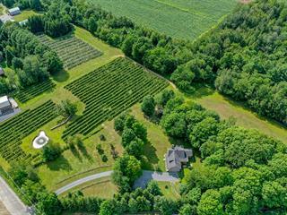 Fermette à vendre à Dunham, Montérégie, 2642, Chemin  Vail, 15506744 - Centris.ca