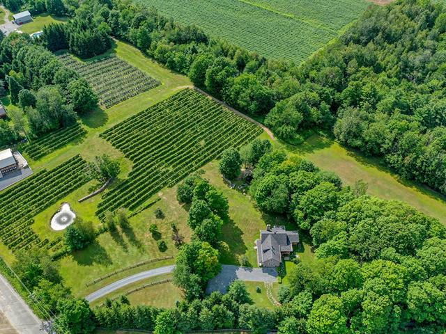 Hobby farm for sale in Dunham, Montérégie, 2642, Chemin  Vail, 15506744 - Centris.ca