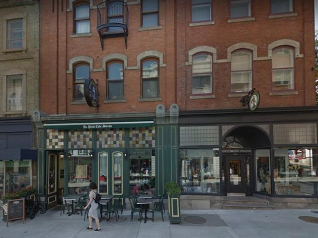 Bâtisse commerciale à vendre à Québec (La Cité-Limoilou), Capitale-Nationale, 1029, Rue  Saint-Jean, 17202879 - Centris.ca