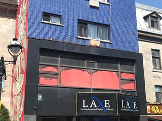 Commercial building for sale in Montréal (Ville-Marie), Montréal (Island), 1755 - 1757, Rue  Saint-Denis, 16179349 - Centris.ca