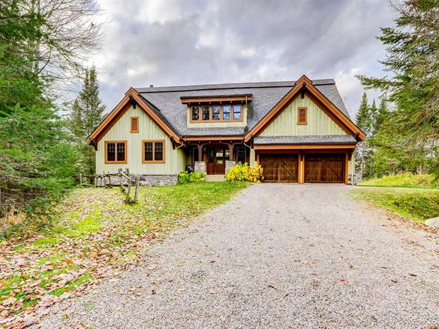 Chalet à vendre à Mont-Tremblant, Laurentides, 891, Allée  Royale, 12486432 - Centris.ca