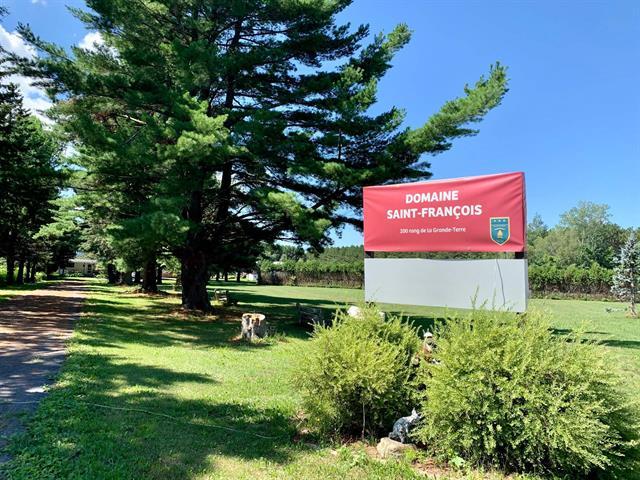 Fermette à vendre à Saint-François-du-Lac, Centre-du-Québec, 200, Rang de la Grande-Terre, 23857270 - Centris.ca