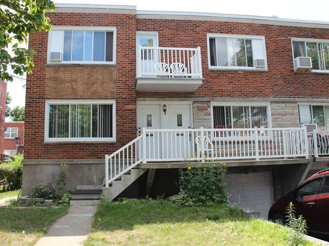 Condo / Apartment for rent in Montréal (Ahuntsic-Cartierville), Montréal (Island), 11804, Rue  Michel-Sarrazin, 20226504 - Centris.ca