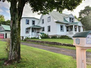 House for sale in Sainte-Croix, Chaudière-Appalaches, 6955, Route de Pointe-Platon, 18015828 - Centris.ca
