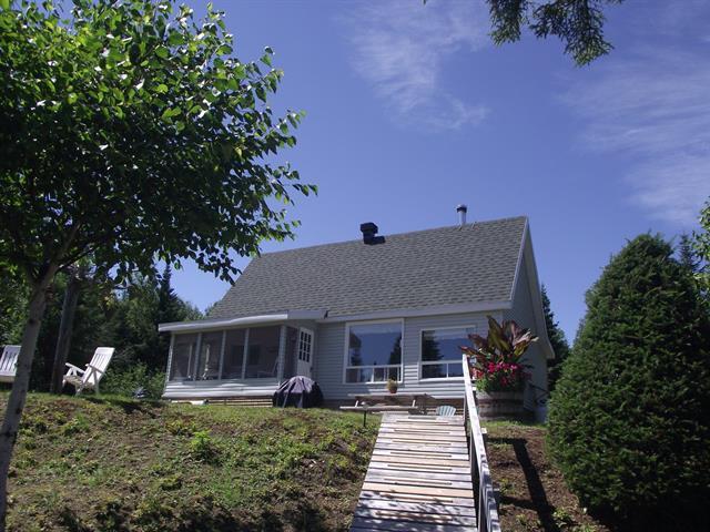 Maison à vendre à Mont-Élie, Capitale-Nationale, 1, Lac à Jacob, 9142002 - Centris.ca