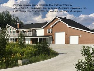 Chalet à vendre à La Tuque, Mauricie, 1989, Chemin du Lac-Panneton, 11155631 - Centris.ca