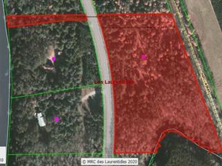 Land for sale in La Conception, Laurentides, Route des Tulipes, 22671056 - Centris.ca