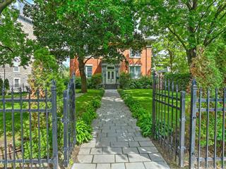 Maison à vendre à Montréal (Ville-Marie), Montréal (Île), 170Z, Rue  Sherbrooke Est, 17485330 - Centris.ca