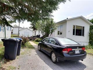 Mobile home for sale in Témiscouata-sur-le-Lac, Bas-Saint-Laurent, 27, Rue du Parc, 15618126 - Centris.ca
