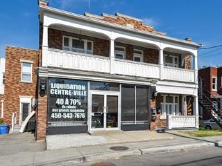 Quadruplex à vendre à Saint-Jérôme, Laurentides, 564 - 566, Rue  Labelle, 10848360 - Centris.ca