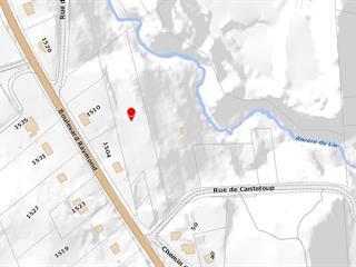 Terre à vendre à Québec (Beauport), Capitale-Nationale, Rue de Canteloup, 15931337 - Centris.ca