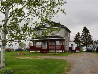 House for sale in Bonaventure, Gaspésie/Îles-de-la-Madeleine, 268, Chemin  Thivierge, 12107501 - Centris.ca