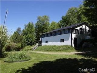 Chalet à vendre à Montcalm, Laurentides, 362, Route du Lac-Rond Sud, 16339479 - Centris.ca