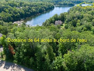 Lot for sale in Sainte-Adèle, Laurentides, Chemin du Lac-Léon, 17980942 - Centris.ca