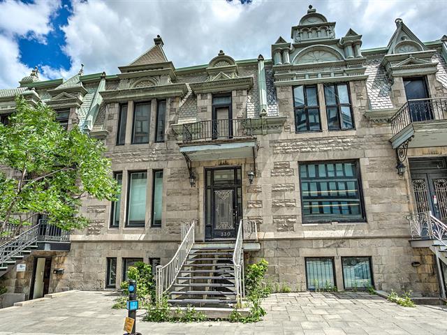 Maison à vendre à Montréal (Ville-Marie), Montréal (Île), 318Z - 330Z, Rue  Sherbrooke Est, 18688876 - Centris.ca