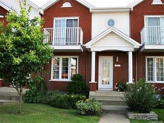 Maison en copropriété à vendre à Drummondville, Centre-du-Québec, 489, Rue  P.-Mondou, 19863851 - Centris.ca