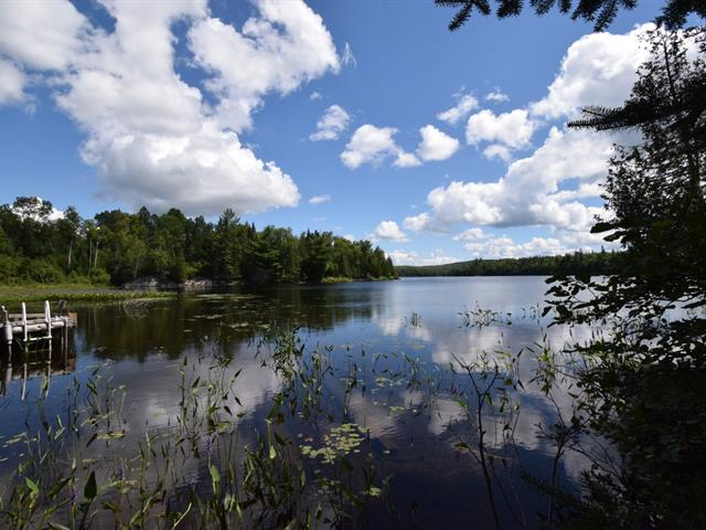 Lot for sale in Nominingue, Laurentides, Chemin  Aimé-Chartrand, 15543606 - Centris.ca