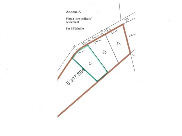 Lot for sale in Sainte-Marguerite-du-Lac-Masson, Laurentides, Chemin du Lac-Violon, 25801847 - Centris.ca