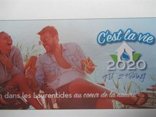 Terrain à vendre à Saint-Aimé-du-Lac-des-Îles, Laurentides, Chemin du Tour-du-Lac, 11456472 - Centris.ca