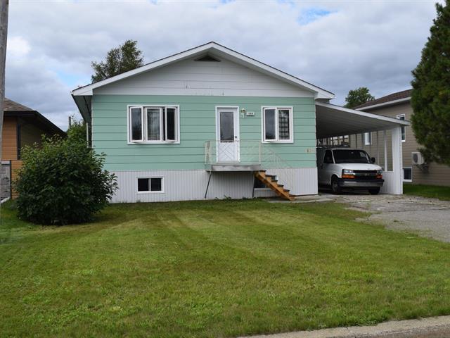 House for sale in La Sarre, Abitibi-Témiscamingue, 128, 4e Avenue Ouest, 28632505 - Centris.ca