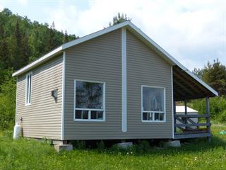 Chalet à vendre à Petit-Saguenay, Saguenay/Lac-Saint-Jean, 104, Chemin de l'Étang, 15090442 - Centris.ca
