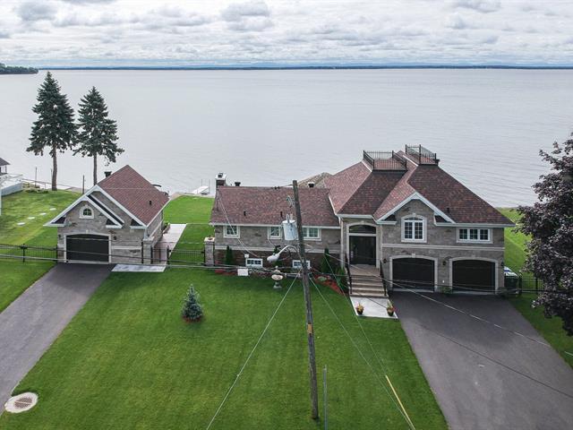 House for sale in Rivière-Beaudette, Montérégie, 18, Chemin de la Frontiere, 12958054 - Centris.ca