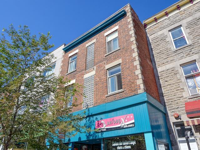Income properties for sale in Montréal (Mercier/Hochelaga-Maisonneuve), Montréal (Island), 3551 - 3555A, Rue  Ontario Est, 27959004 - Centris.ca