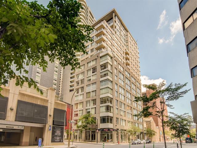 Condo for sale in Montréal (Ville-Marie), Montréal (Island), 441, Avenue du Président-Kennedy, apt. 1101, 22189035 - Centris.ca